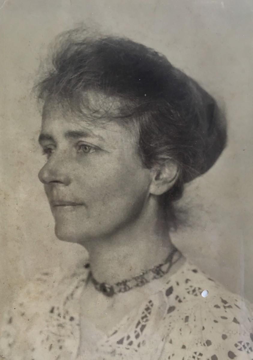 Lucie 45 jaar (1916)