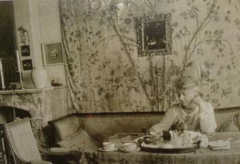 Lucie van Dam van Isselt (ca. 1930)