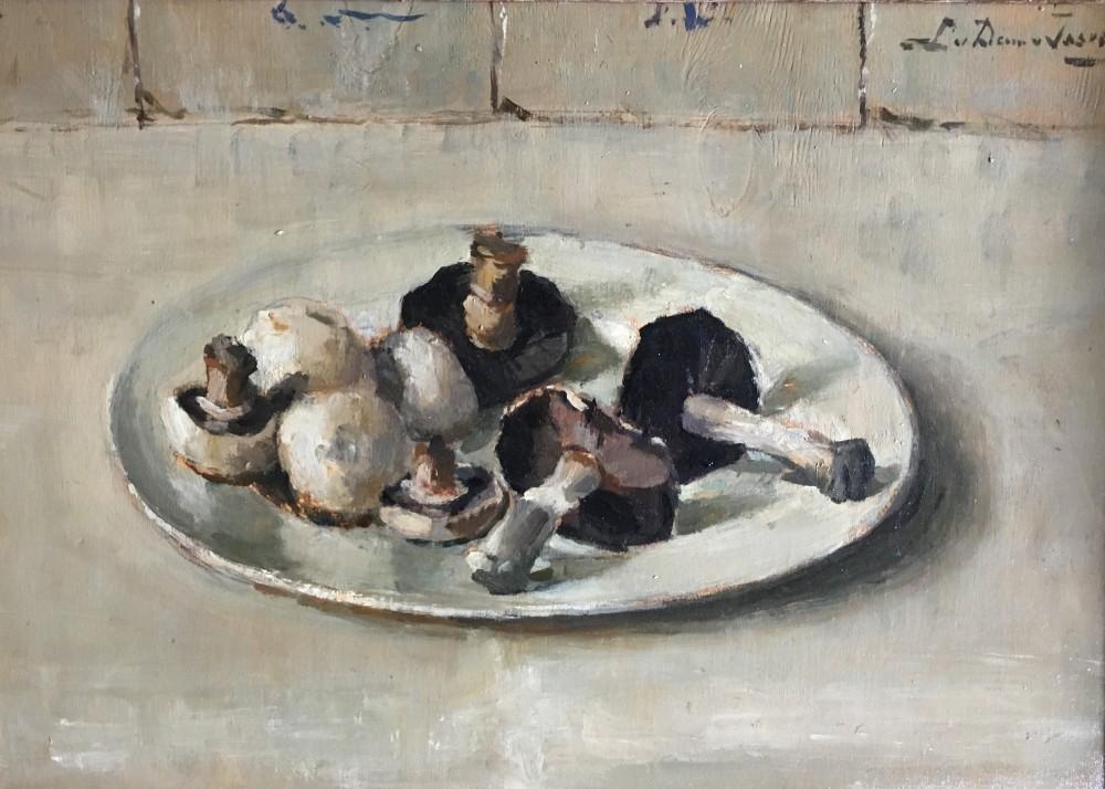 Champignons door Lucie van Dam van Isselt