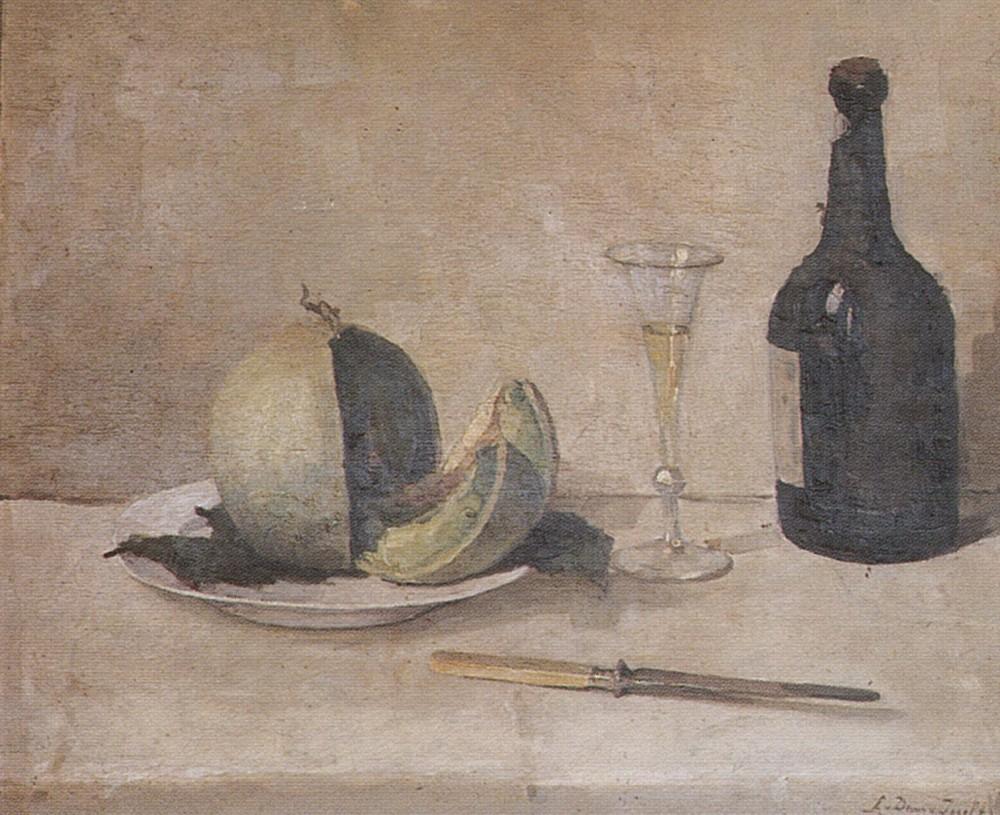 De fijne flesch (1929-1930) door Lucie van Dam van Isselt