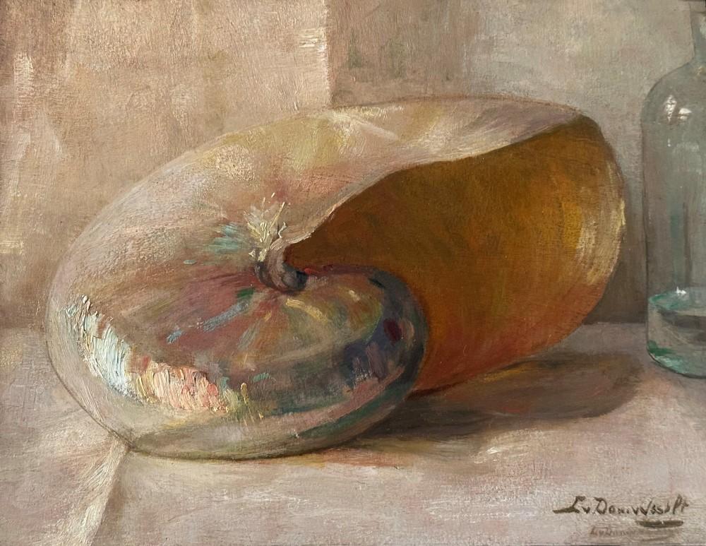 Schelp (1910-1911) door Lucie van Dam van Isselt