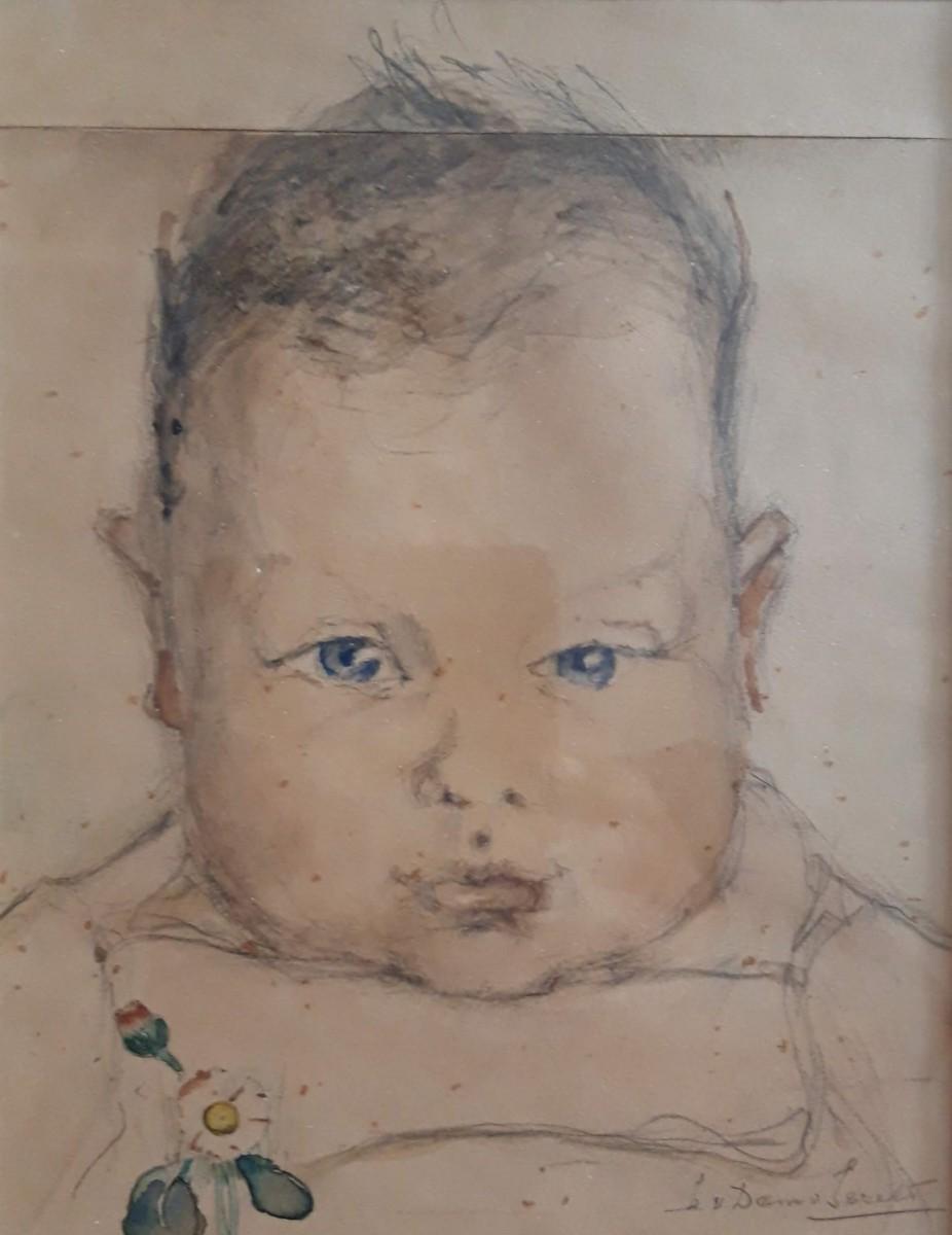Ed (1942) door Lucie van Dam van Isselt