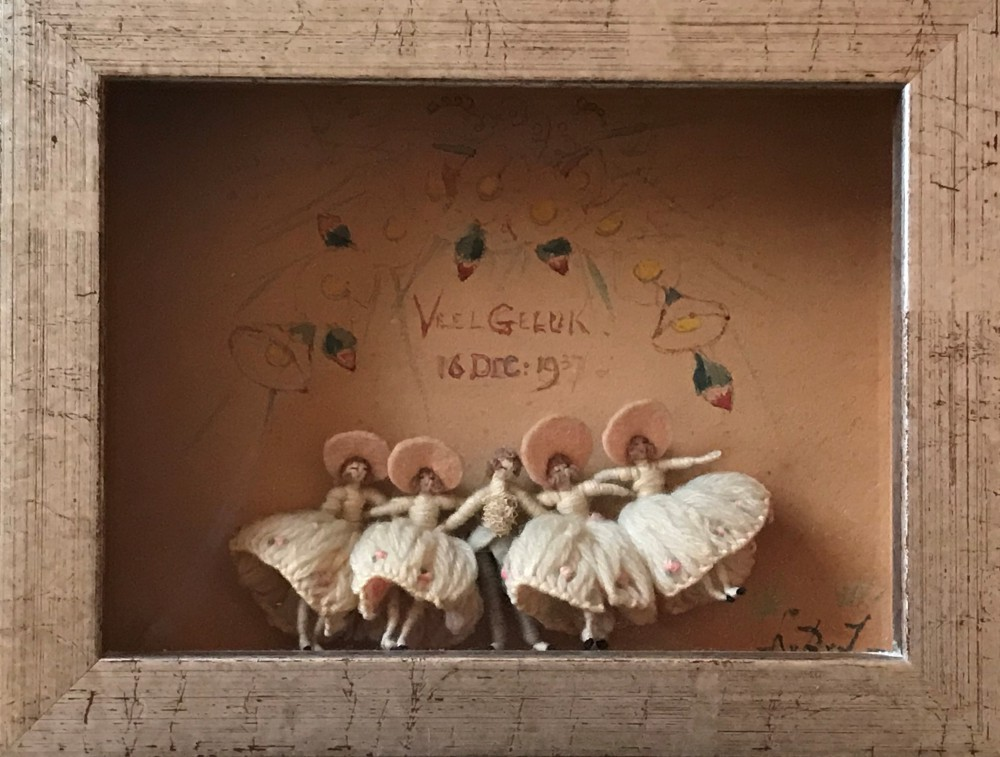 Veel geluk (1937) door Lucie van Dam van Isselt