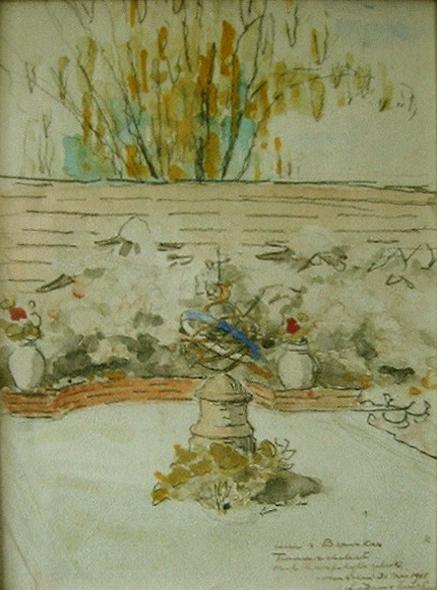 Zonnewijzer (1941) door Lucie van Dam van Isselt