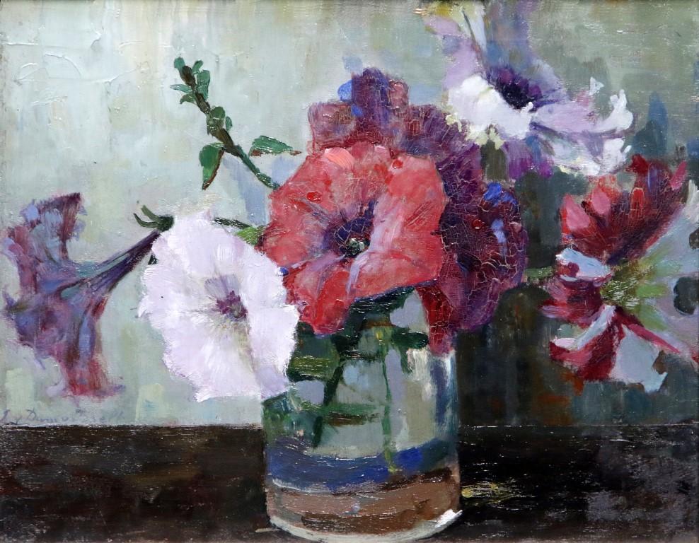 Petunia's door Lucie van Dam van Isselt