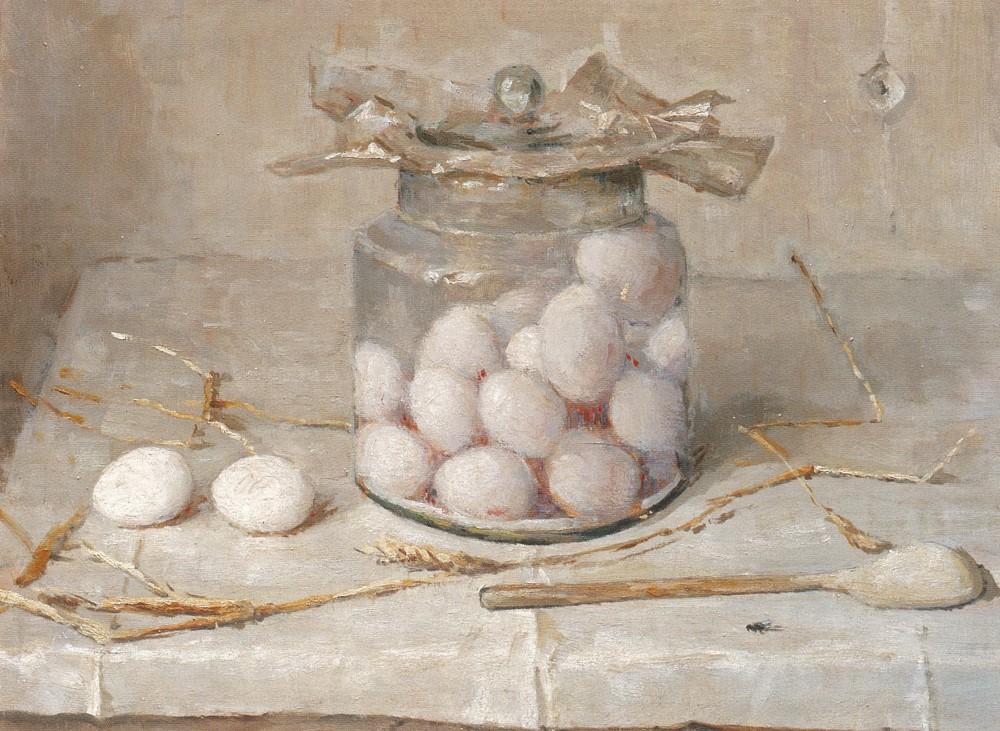 Eieren in garantol (1944) door Lucie van Dam van Isselt