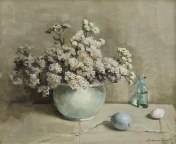 Boemstilleven door Lucie van Dam van Isselt