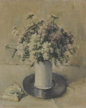 Anjers (ca. 1930) door Lucie van Dam van Isselt