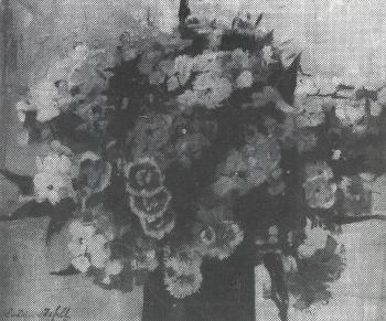 Duizendschoonen (1916-1917) door Lucie van Dam van Isselt