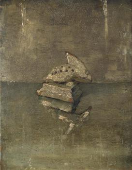 Verso Zinnia's -de Urf- door Lucie van Dam van Isselt