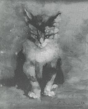 Tricolore (1925-1926) door Lucie van Dam van Isselt