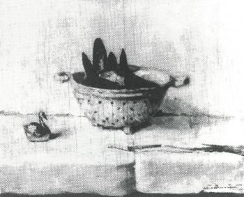 Zwanezang (ca. 1948) door Lucie van Dam van Isselt