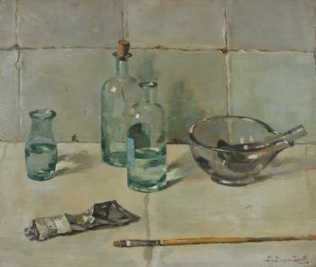 Fleschjes door Lucie van Dam van Isselt