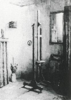 Mijn ezel (ca. 1947-1948) door Lucie van Dam van Isselt