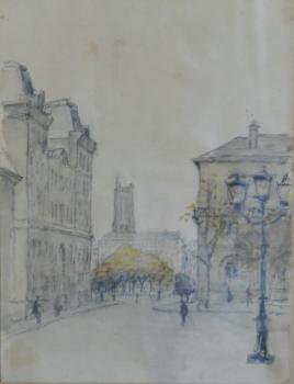 Paris door Lucie van Dam van Isselt