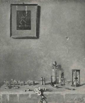 Het zieke kind door Lucie van Dam van Isselt
