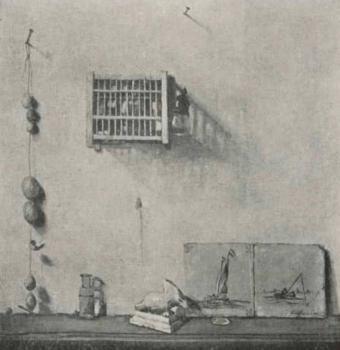 Het kooitje door Lucie van Dam van Isselt