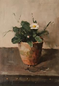 Meizoentje door Lucie van Dam van Isselt