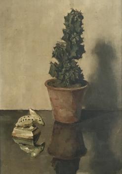 Cactus en de Urf door Lucie van Dam van Isselt
