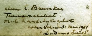 Zonnewijzer bijschrift