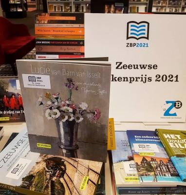 Zeeuwse Boekenprijs 2021